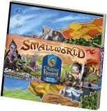 Smallworld - 6 Player Board