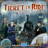 Ticket to Ride - United Kingdom & Pennsylvania
