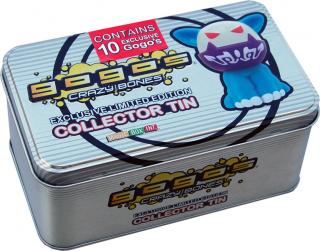 GoGo's: Collectors Tin - Silver