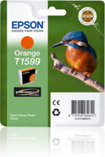 Epson C13T15994010 ink bar Stylus Photo R2000 - Orange (originální)