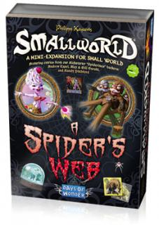 Smallworld™ - A Spider's Web